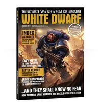 White Dwarf: August 2017