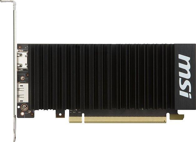 MSI GeForce GT 1030 2GB Low Profile Graphics Card