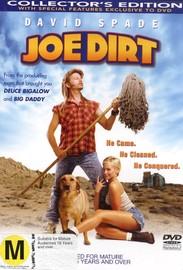 Joe Dirt on DVD
