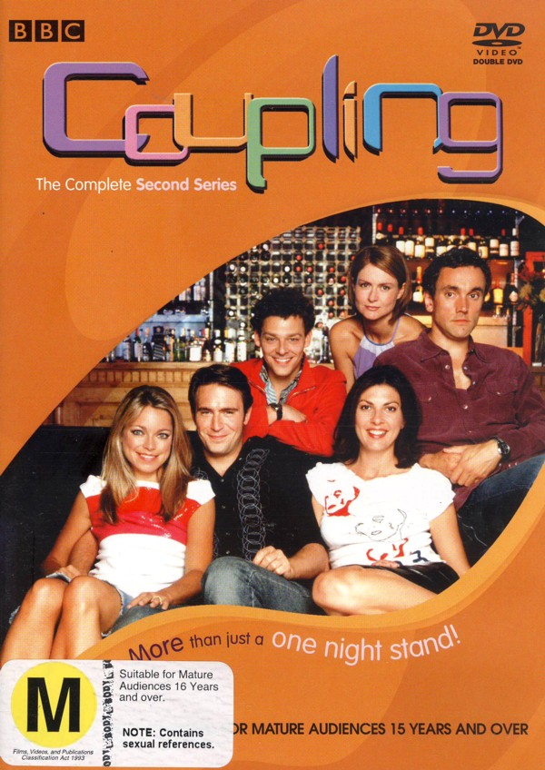 Coupling - Complete Series Two (2 Disc) on DVD image