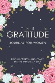 The Gratitude Journal For Women by Ernest Creative Designs image
