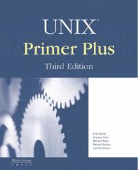 UNIX Primer Plus by Dan Wilson