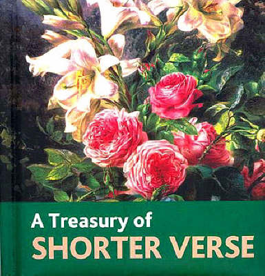 A Treasury of Shorter Verse image