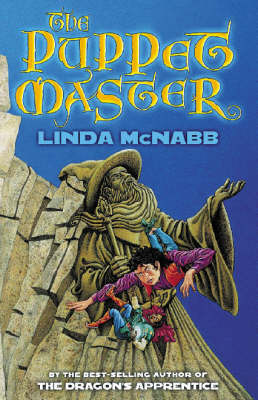 The Puppet Master by Linda McNabb image