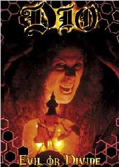 Dio - Evil Or Divine on DVD