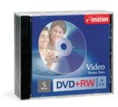 IMATION DVD-RW 4.7GB 4X 25 SPINDLE