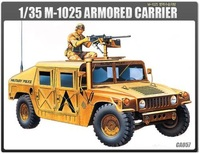 Academy M-1025 Armoured Carrier 1/35 Model Kit