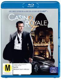 Casino Royale (2012 Version) on Blu-ray