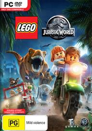 LEGO Jurassic World for PC