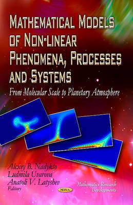 Mathematical Models of Non-linear Phenomena, Processes & Systems image