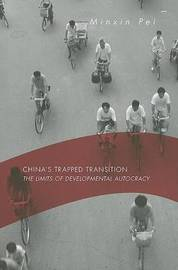 China's Trapped Transition by Minxin Pei image