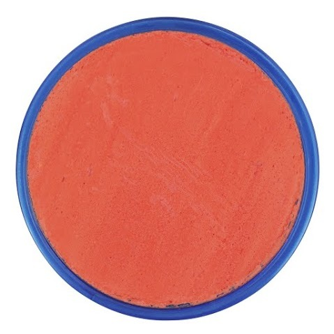 Snazaroo Facepaint: Orange (18ml)