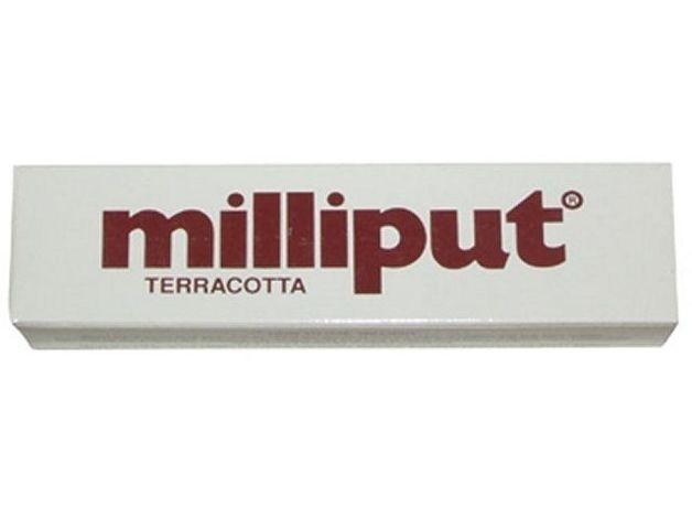 Milliput Terracotta Putty