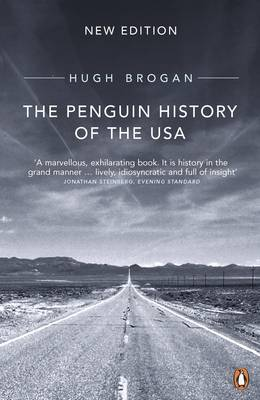 The Penguin History of the United States of America by Hugh Brogan image