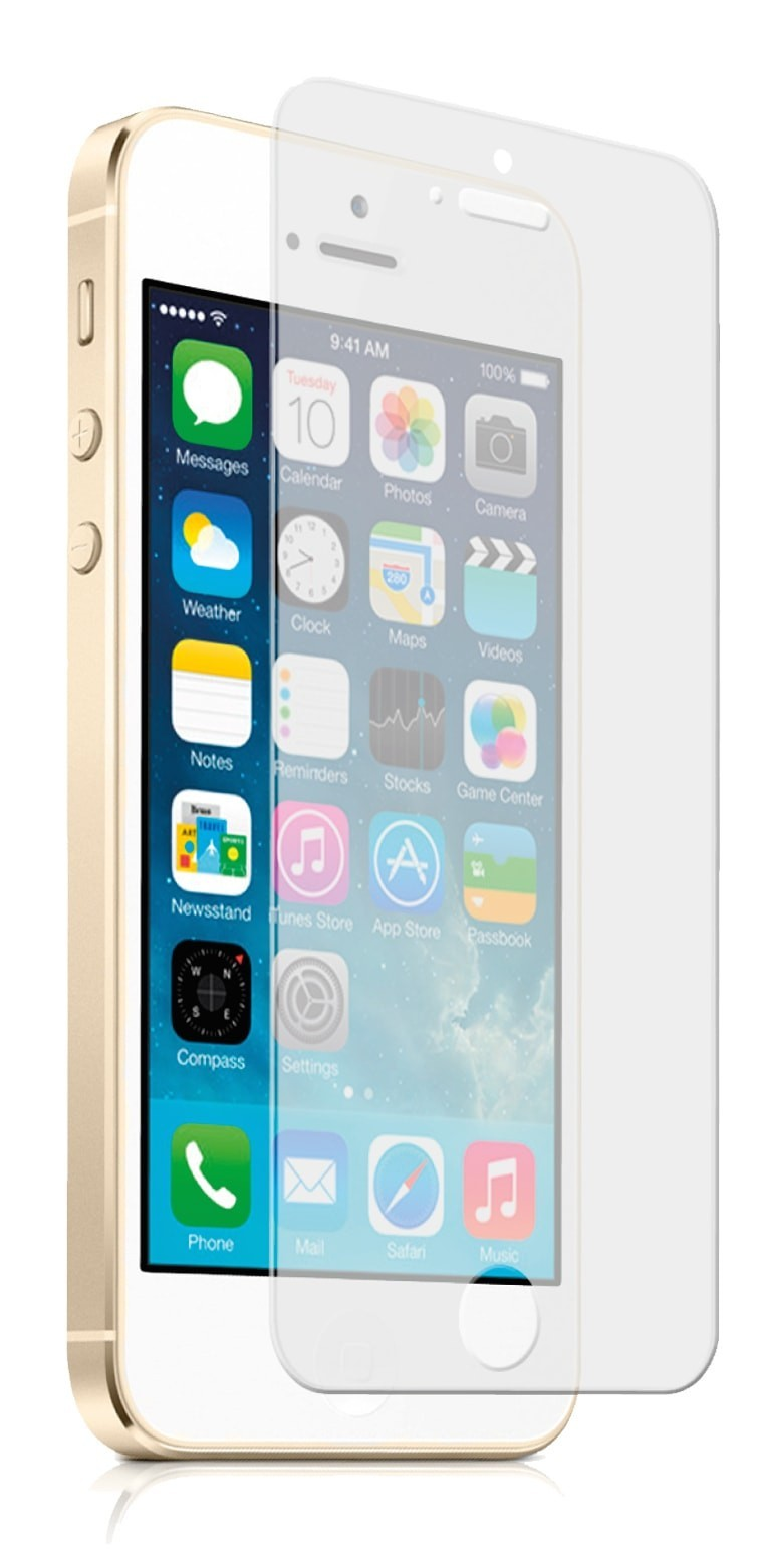 3SIXT Glass Screen Protector for iPhone 5/5S image