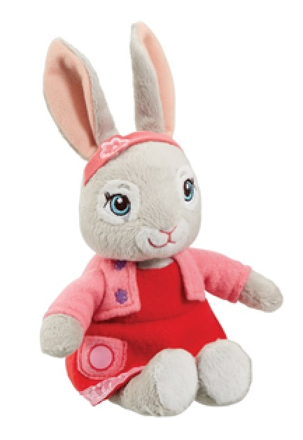 Peter Rabbit:Lily Bobtail Plush Toy (18cm)
