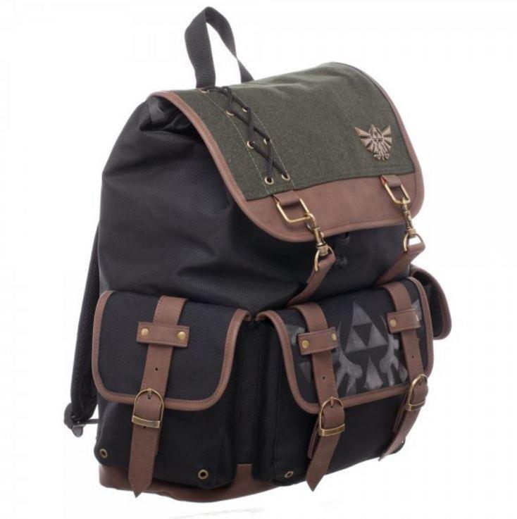 67773eb2840e ... The Legend of Zelda Rucksack Backpack image ...
