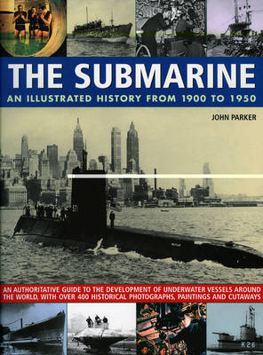 The Submarine by John Parker image