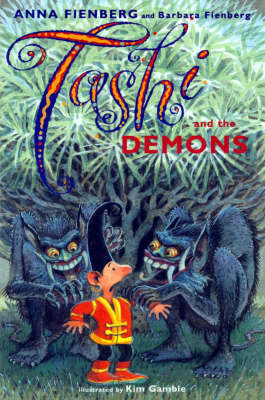 Tashi and the Demons by Barbara Fienberg image