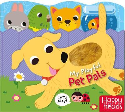 Happy Heads My Playful Pet Pals image