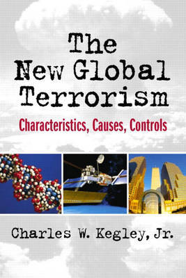 The New Global Terrorism by Charles W. Kegley image