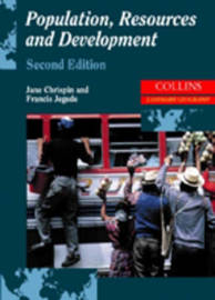 Population, Resources and Development by Jane Chrispin image