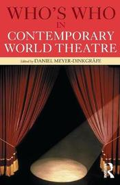 Who's Who in Contemporary World Theatre image