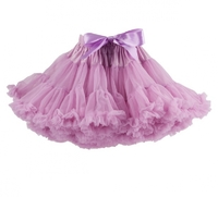 Fairy Girls: Tutu Skirt - Lilac (Large)