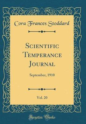 Scientific Temperance Journal, Vol. 20 by Cora Frances Stoddard image