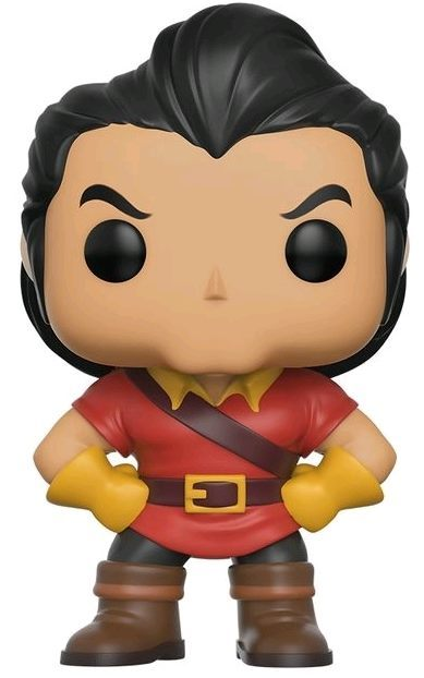 Beauty & the Beast - Gaston Pop! Vinyl Figure image