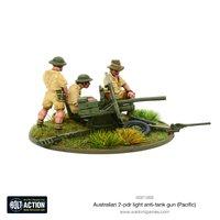 Australian 2-pdr Light Anti-tank Gun