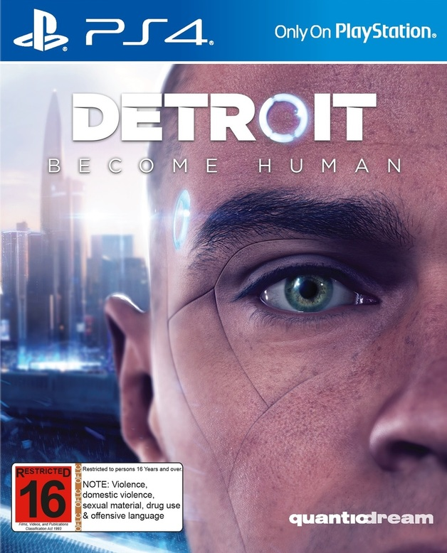 Detroit: Become Human | PS4 | On Sale Now | at Mighty Ape NZ