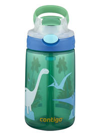 Contigo Gizmo Flip 'Autospout' - Green Jungle Dino 420ml