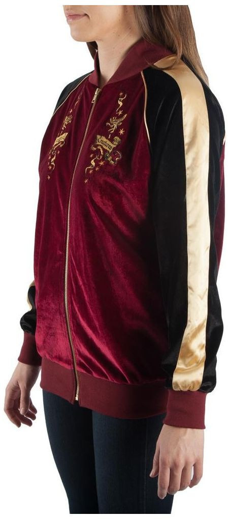 Harry Potter Magical Creatures Bomber Jacket: L image