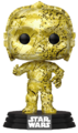 Star Wars - C-3PO (Futura) Pop! Vinyl Figure + Protector