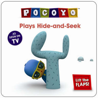 Pocoyo Plays Hide-and-Seek by Various ~ image