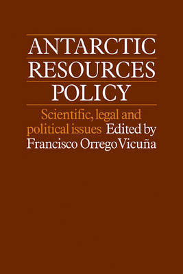 Antarctic Resources Policy image