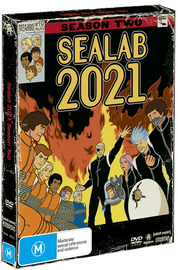 Sealab 2021 - Season 2 on DVD