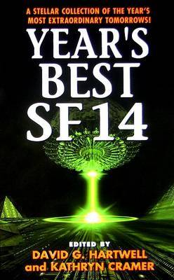 Year's Best SF 14 by David G Hartwell image