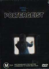 Poltergeist on DVD