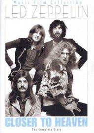 Led Zeppelin: Closer to Heaven on DVD