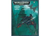 Warhammer 40,000 Dark Eldar Razorwing Jetfighter