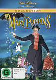Mary Poppins (1964) DVD