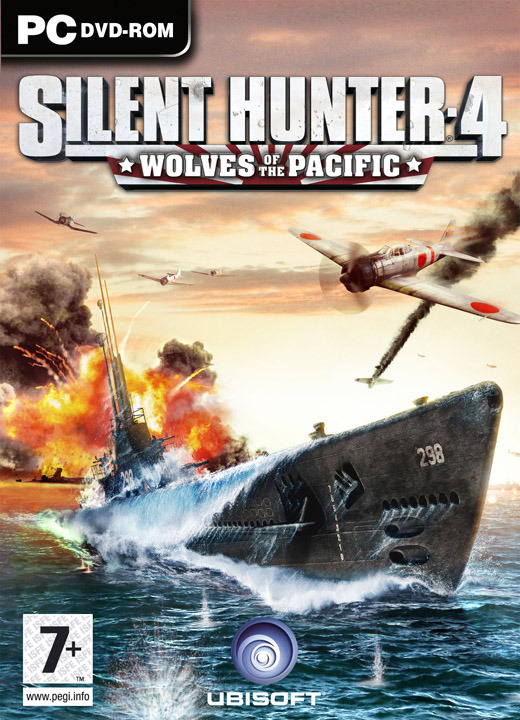 Silent Hunter 4 for PC Games