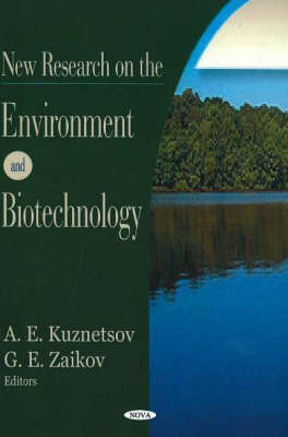 New Research on the Environment & Biotechnology