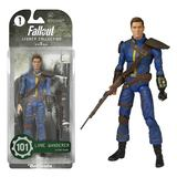 """Fallout - 6"""" Lone Wanderer Legacy Action Figure"""