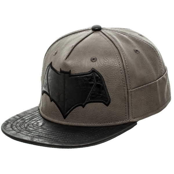 Dawn Of Justice Batman Snapback Cap  810470e0a1d6