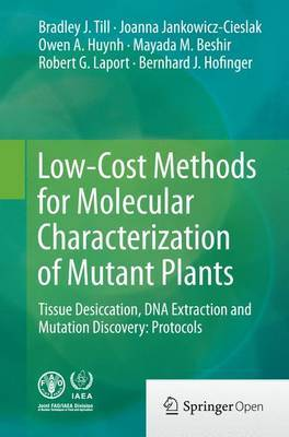 Low-Cost Methods for Molecular Characterization of Mutant Plants by Bradley J. Till