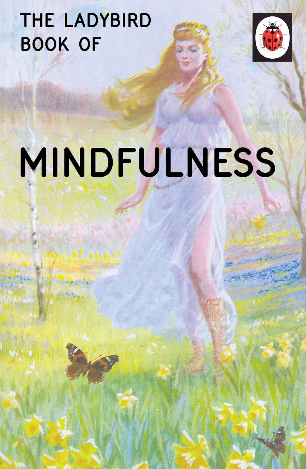 The Ladybird Book of Mindfulness by Jason Hazeley image