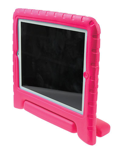 Omp Tablet Shockproof and Anti Drop Eva Ipad 2/3/4 Case - Pink